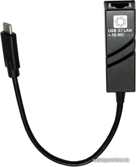 5bites UA3C-45-07BK сетевой адаптер купить в Минске