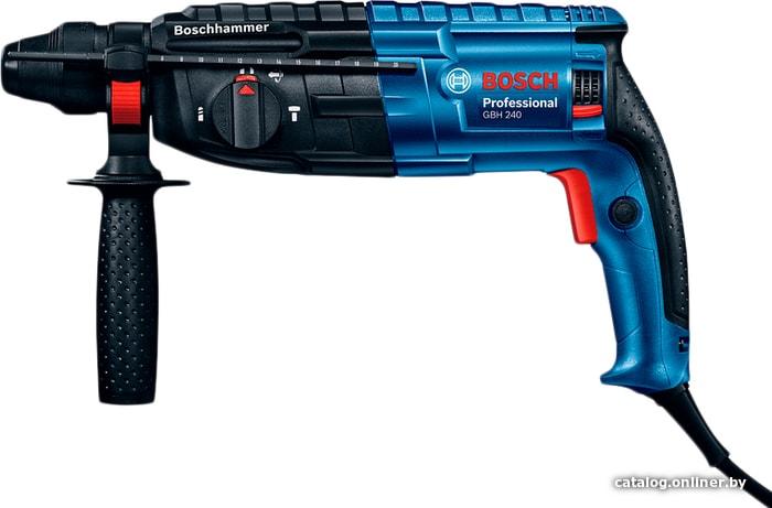 Отзывы Bosch GBH 240 Professional 0611272100