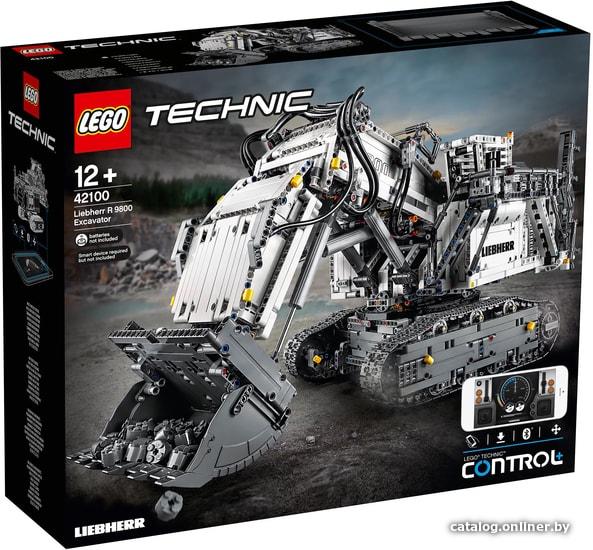 Lego 42100 купить минск