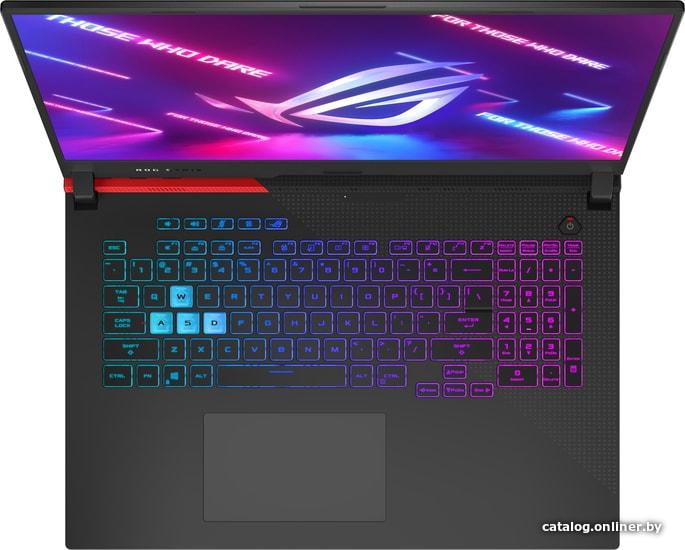 Цены на игровой ноутбук ASUS ROG Strix G17 G713QE-HX012