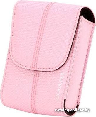 Сумка Nikon CS-L03 pink.
