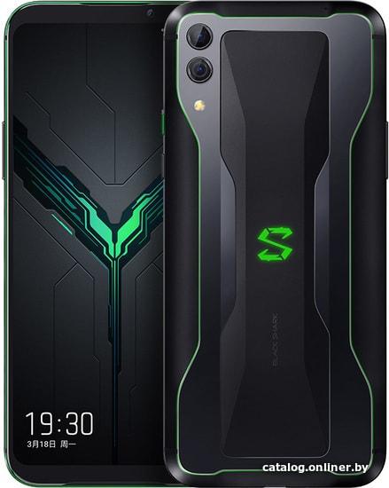 Black Shark 2 8GB/128GB китайская версия (черный) смартфон купить в Минске