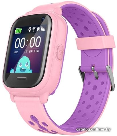 Wonlex KT04 (розовый) умные часы купить в Минске