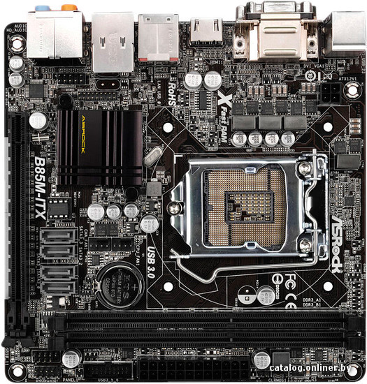 ASRock B85M-ITX Intel Smart Connect Drivers for Windows 7