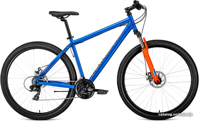 Forward Sporting 29 2.0 disc (синий, 2019) велосипед купить в Минске