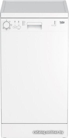 Отзывы о посудомоечной машине BEKO DFS05012W