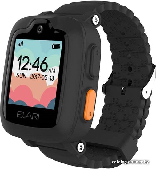 Elari KidPhone 3G (черный) умные часы купить в Минске