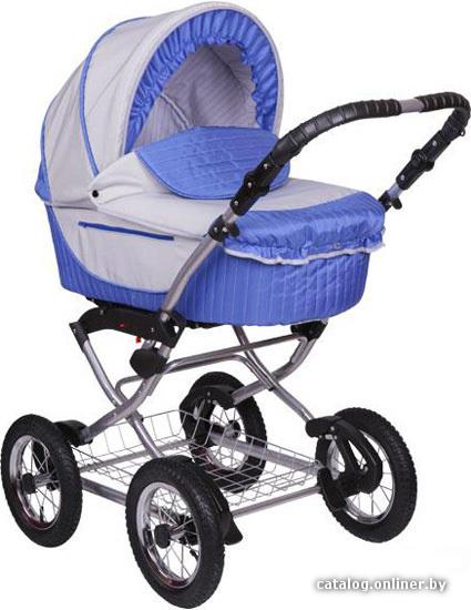 Классическая коляска 2в1 Lonex Kasia Style, цвет K-4