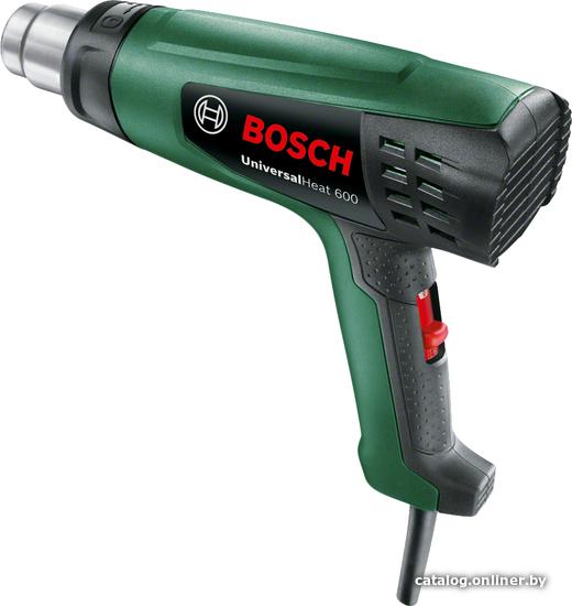 Bosch UniversalHeat 600 06032A6120 промышленный фен купить в Минске