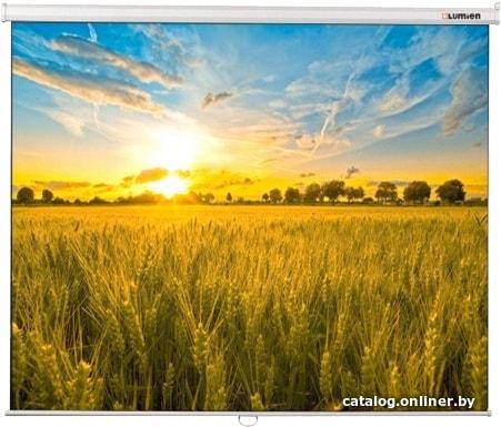 Отзывы о проекционном экране Lumien Eco Picture 127x200 LEP-100122