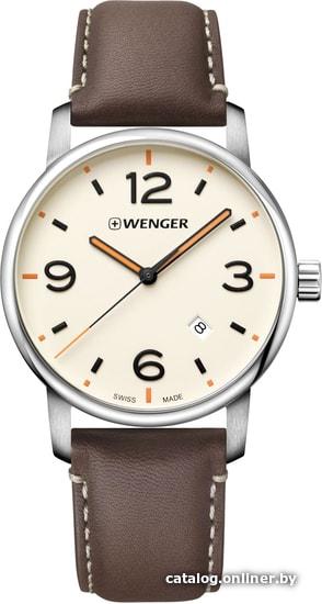Wenger Urban Metropolitan 01.1741.133 наручные часы купить в Минске