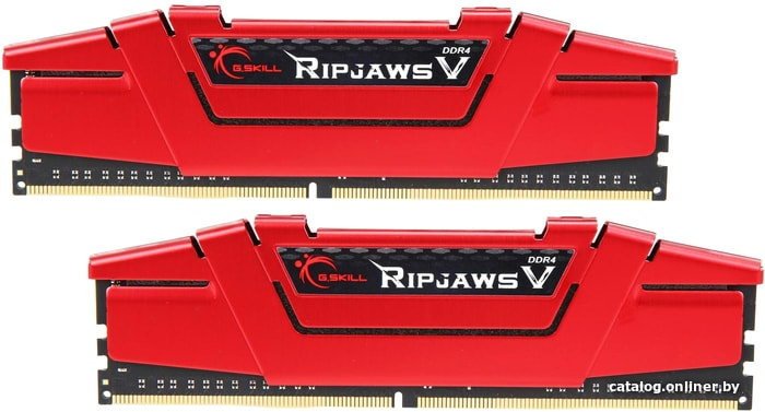G.Skill Ripjaws V 2x8GB DDR4 PC4-24000 F4-3000C16D-16GVRB оперативную память купить в Минске
