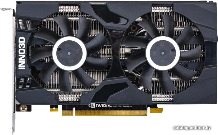 Inno3D GeForce RTX 2060 Twin X2 6GB GDDR6 N20602-06D6-1710VA23 видеокарту купить в Минске