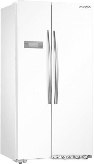 Daewoo RSH5110WNGL холодильник side by side купить в Минске
