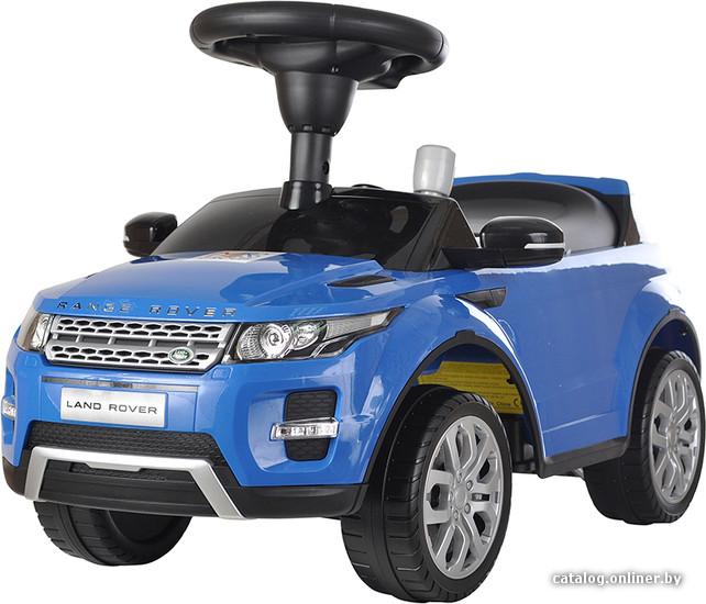 Chi Lok Bo Range Rover (синий) [348] каталку купить в Минске