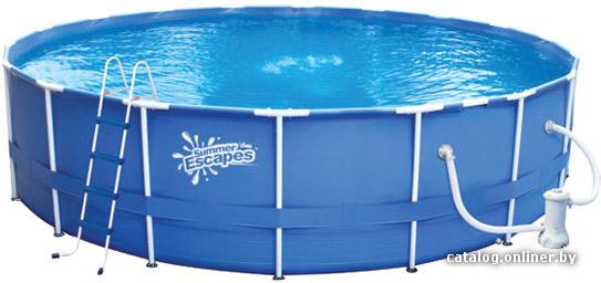 Summer Escapes P20-1248 366x122 каркасный бассейн купить в Минске