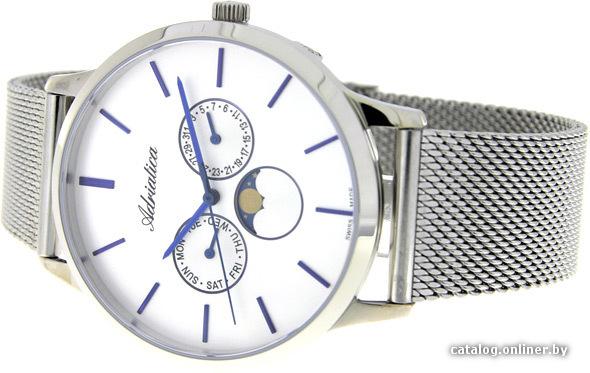 Часы Adriatica A1274.51B3QF Часы Orient EM7G001W