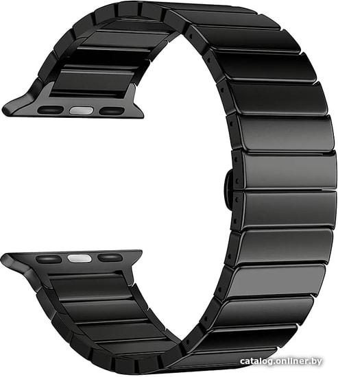 Lyambda Canopus для Apple Watch 38-40 мм (черный) ремешок купить в Минске