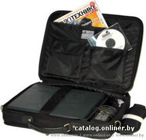 Сумка для ноутбука Continent CC-113 13.