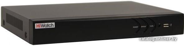 HiWatch DS-N316(B) сетевой видеорегистратор купить в Минске