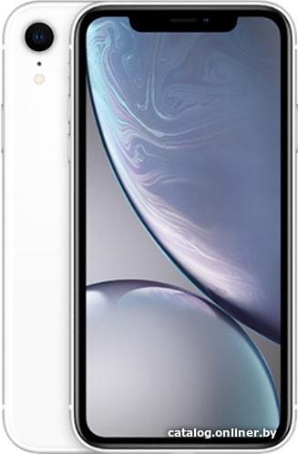 Отзывы Apple iPhone XR 64GB (белый)