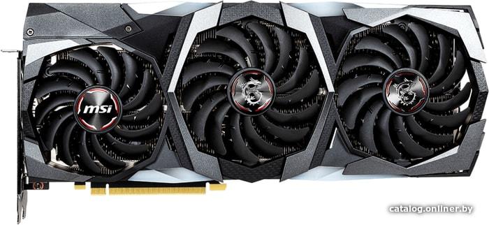 Видеокарта MSI GeForce RTX 2080 Ti Gaming X Trio 11GB GDDR6