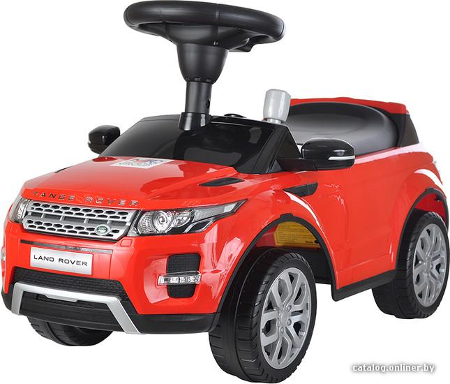 Chi Lok Bo Range Rover (красный) [348] каталку купить в Минске