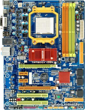 Biostar TA790GX 128M 5.x New
