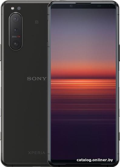 Sony Xperia 5 II Dual SIM 8GB/256GB (черный) смартфон купить в Минске
