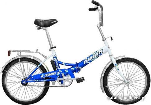 Велосипед stels orion 2200, отличный складной велосипед имеет длинные...