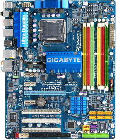 Gigabyte GA-EP45C-UD3R Drivers Update