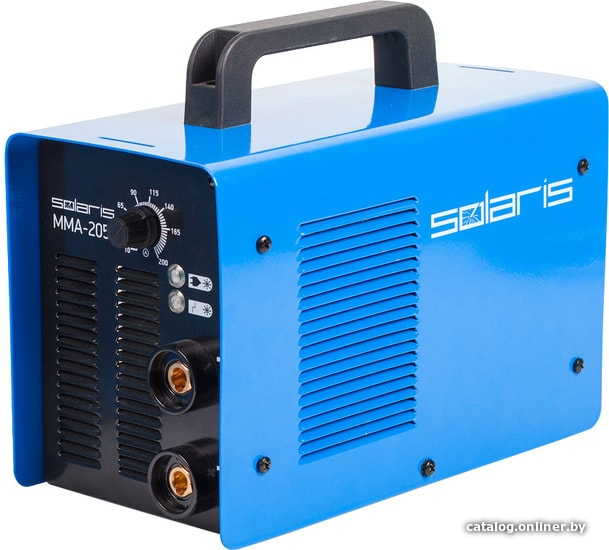 Solaris MMA-205 сварочный инвертор купить в Минске