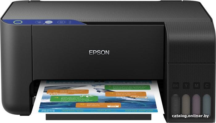 Отзывы Epson L3101