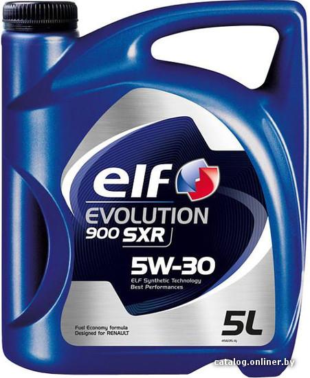 Elf Evolution 900 SXR 5W-30 5л моторное масло купить в Минске