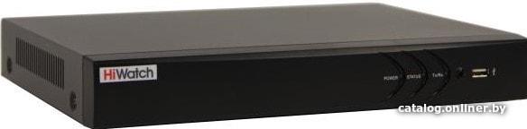 HiWatch DS-H208UA гибридный видеорегистратор купить в Минске
