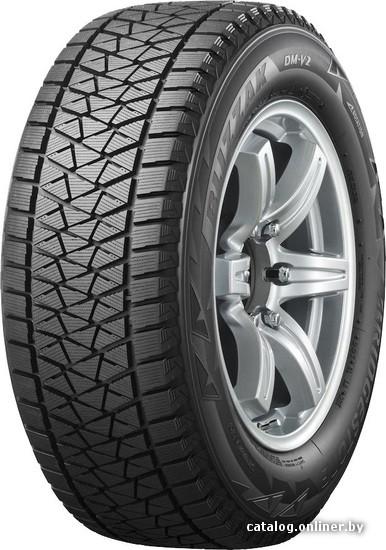 Bridgestone Blizzak DM-V2 225/55R19 99T автомобильные шины купить в Минске