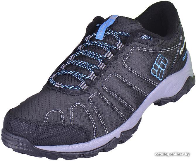 Columbia Firecamp Fleece серый-голубой (5094-010) кроссовки купить в ... 124b29d5e94