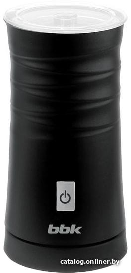 BBK BMF025 (черный) автоматический вспениватель молока купить в Минске