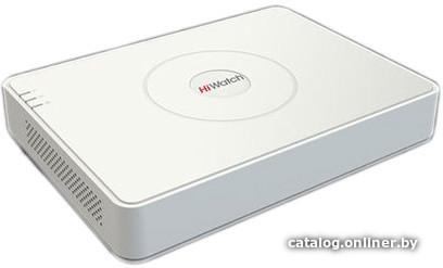 HiWatch DS-N204P сетевой видеорегистратор купить в Минске