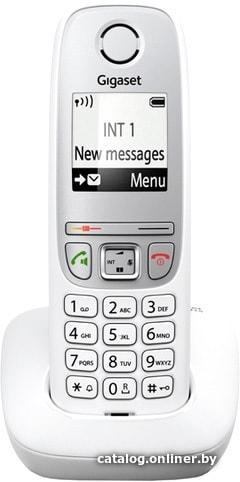 Gigaset A415 (белый) радиотелефон купить в Минске