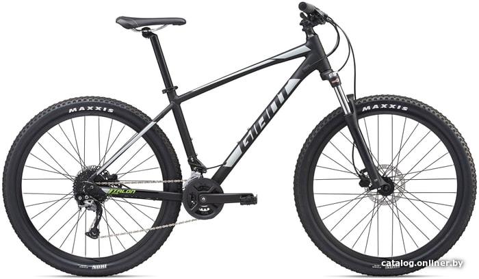 Giant Talon 3 GE XL 2020 (черный) велосипед купить в Минске