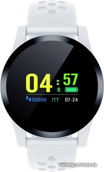 Отзывы о умных часах Smarterra SmartLife ZEN (белый)