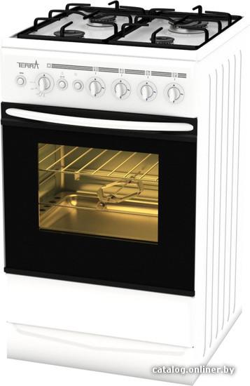 TERRA SH 14.120-03.01 (белый) кухонную плиту купить в Минске