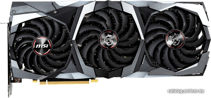 MSI GeForce RTX 2080 Gaming X Trio 8GB GDDR6 видеокарту купить в Минске