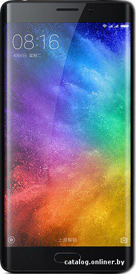 Xiaomi Mi Note 2 64GB Black смартфон купить в Минске