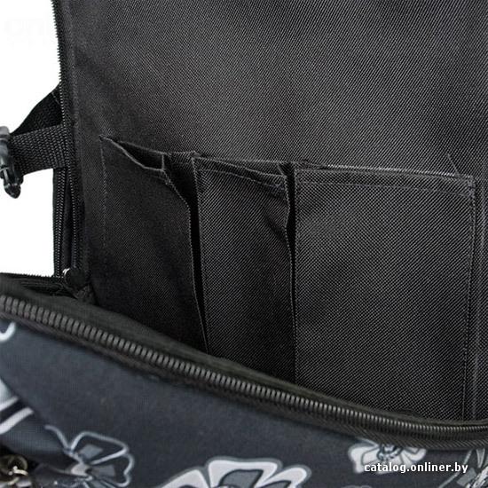"""Рюкзак для ноутбука 17.4 """" Spayder 611 Skulls."""