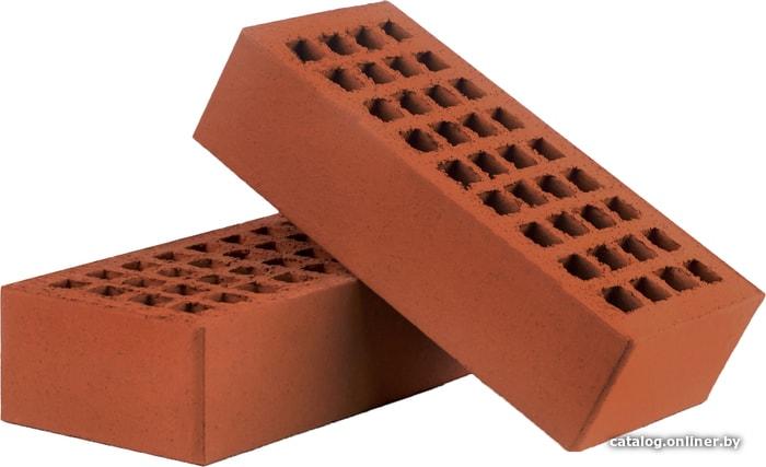кирпич керамический одинарный 250 120 65