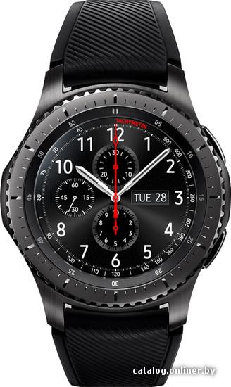 Отзывы о умных часах Samsung Gear S3 frontier [SM-R760]