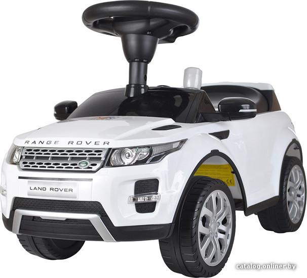 Chi Lok Bo Range Rover (белый) [348] каталку купить в Минске