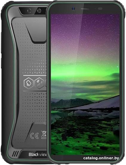 Blackview BV5500 Plus (зеленый) смартфон купить в Минске